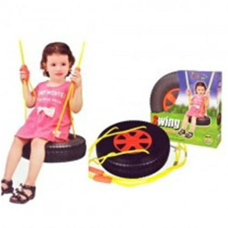 Az Import & Trading PS81J Tire Swing PlaySet - 16 in.