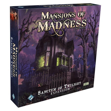 Mansions of Madness: Sanctum of Twilight Expansion Strategy Board