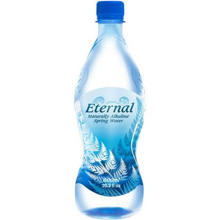Eternal Naturally Alkaline Water