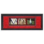 Framed Letter Wall Art - Virginia Military Institute - 20W x 8H in.