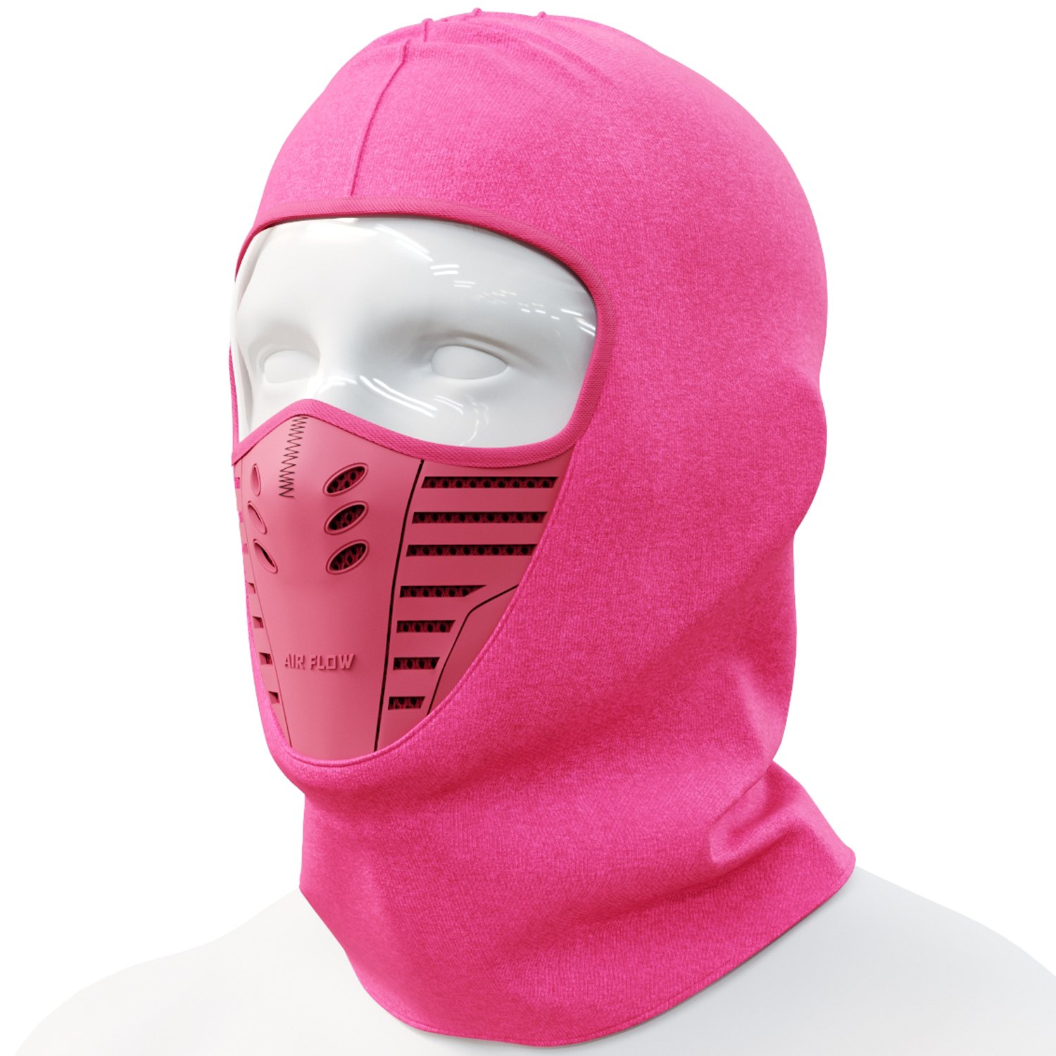 Balaclava Face Mask | Wind Resistant and Dust proof Winter Ski Mask Hoodie Style by