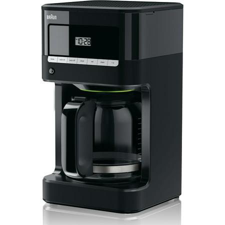 Braun BrewSense 12-Cup Drip Coffee Maker, Black - Walmart.com