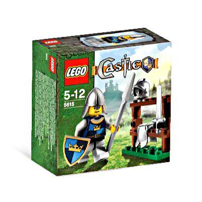 Castle Knight Set LEGO 5615 (Mage Knight Castle)