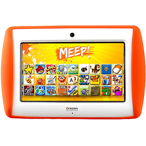 Meep! Tablet (Kid Safe, Wi-Fi enabled)