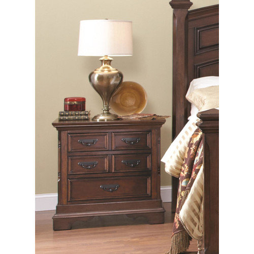 Wildon Home  Savannah 3 Drawer Bachelor's Chest