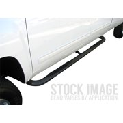 Steelcraft Automotive 230900 STC230900 05-C TACOMA DOUBLE CAB 3IN BLACK NERF BAR