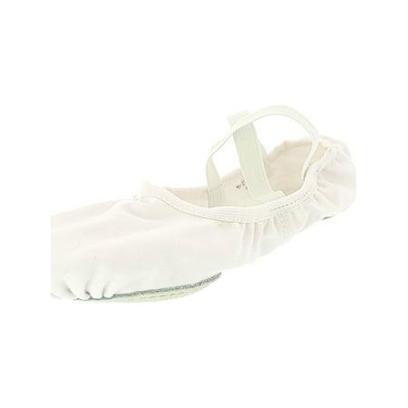 Bloch Women's Performa Ballet Shoe White Ankle-High Dance - 7M - Bloch Ballet