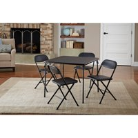 Deals on Cosco 5-Piece Card Table Set