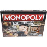 Monopoly Game: Cheaters Edition Board Game Ages 8 and Up Single Pack