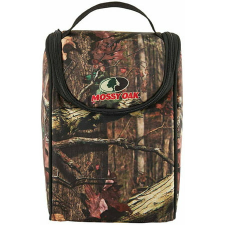 7c90af0e537d Mossy Oak Breakup Infinity Insulated Sack Neoprene Lunch Bag, Camouflage