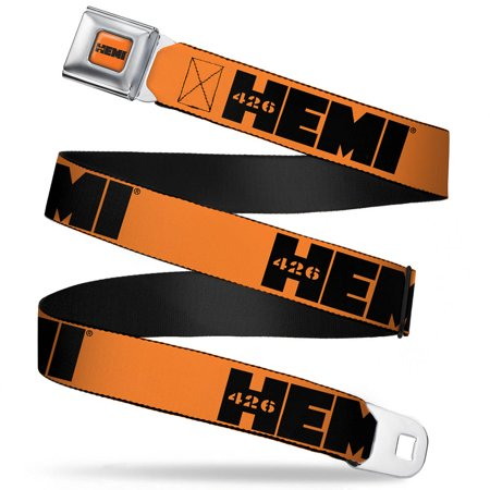 Hemi 426 Logo Fcg Orange Black 1.0
