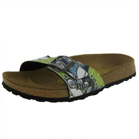 Sandal 'madrid Birko Flor' Papillio Womens Shoe A5L4Rj