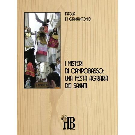 I Misteri di Campobasso: una festa agraria dei Sanniti - eBook - Festa Dei Santi E Halloween