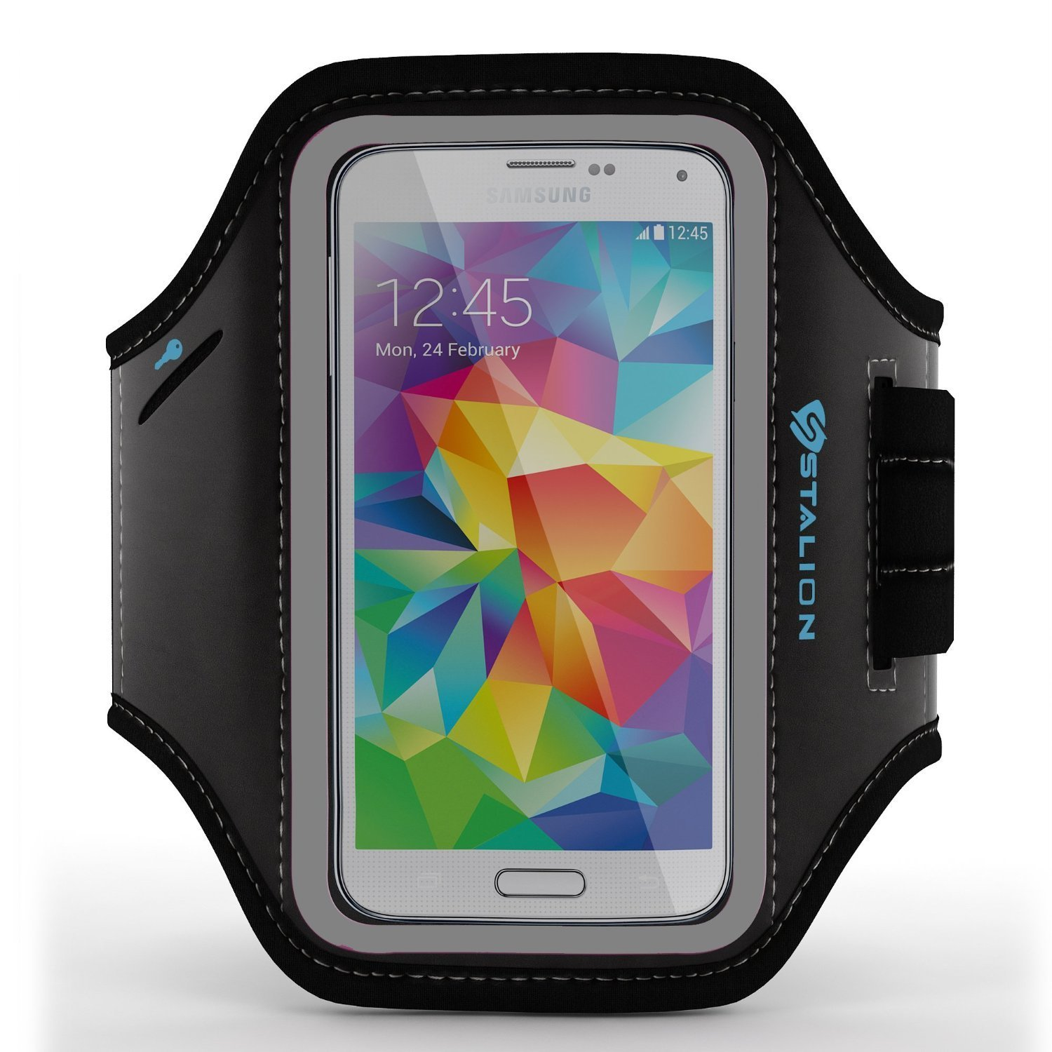 Stalion® Sports Running Gym Armband Case Cover for Samsung Galaxy S6/S6 Edge