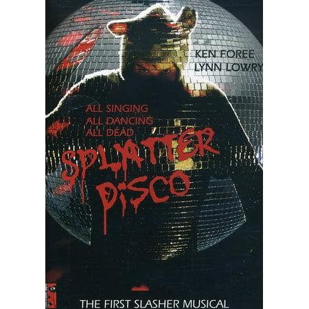 Goodwill Halloween Hours (Splatter Disco (DVD))