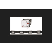 Campbell Chain 099-0846 #8 White Plastic Chain - 138-Foot
