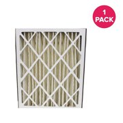 1 Pack of Crucial Air Replacement Air Purifier Filter - Compatible with Trion Air Bear Part # 255649-102 - Fits Trion & Air Bear Furnaces 20x25x5 Filters