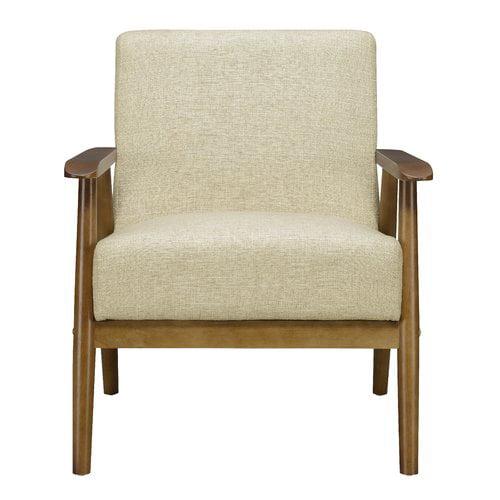 Pleasing Highway To Home Barlow Armchair Walmart Com Theyellowbook Wood Chair Design Ideas Theyellowbookinfo