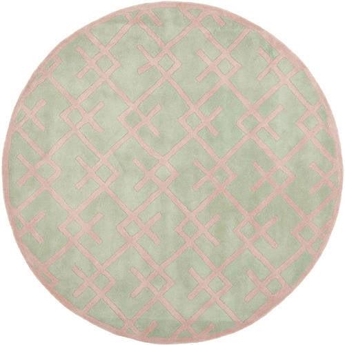 Safavieh Chatham Ian Hand-Tufted Wool Area Rug, Green