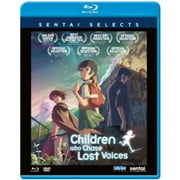 Children Who Chase Lost Voices from Deep Below (Blu-ray) by
