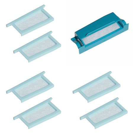 Philips DreamStation Filters Kit, Replacement Disposable/Reusable Filters for Dream Station CPAP (1Reusable 6Disposable), Same as OEM Part# 1122446, 2 1/4