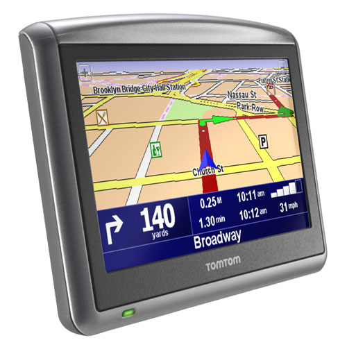 TomTom ONE XL.S GPS with Bluetooth Support (1S00.082)