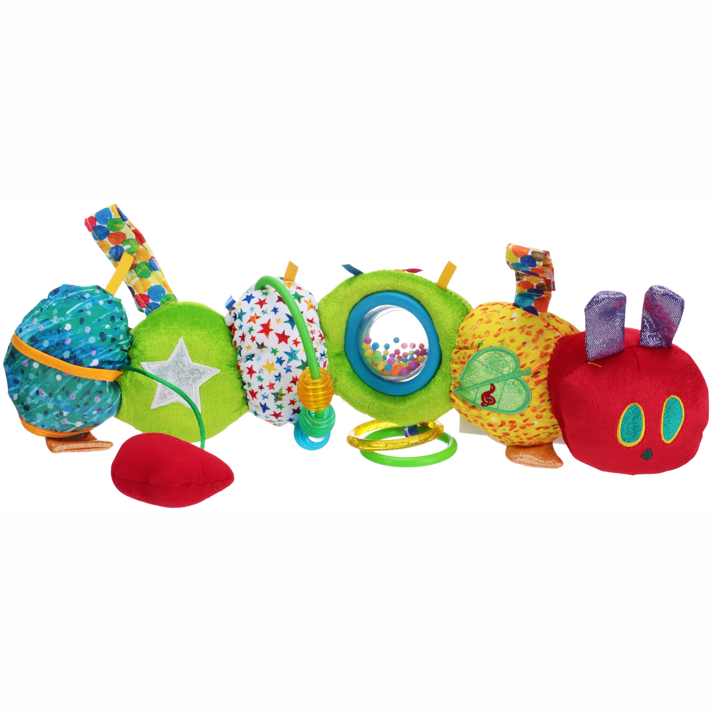 The World of Eric Carle™ The Very Hungry Caterpillar™ Attachable Activity Caterpillar with Music and Sound
