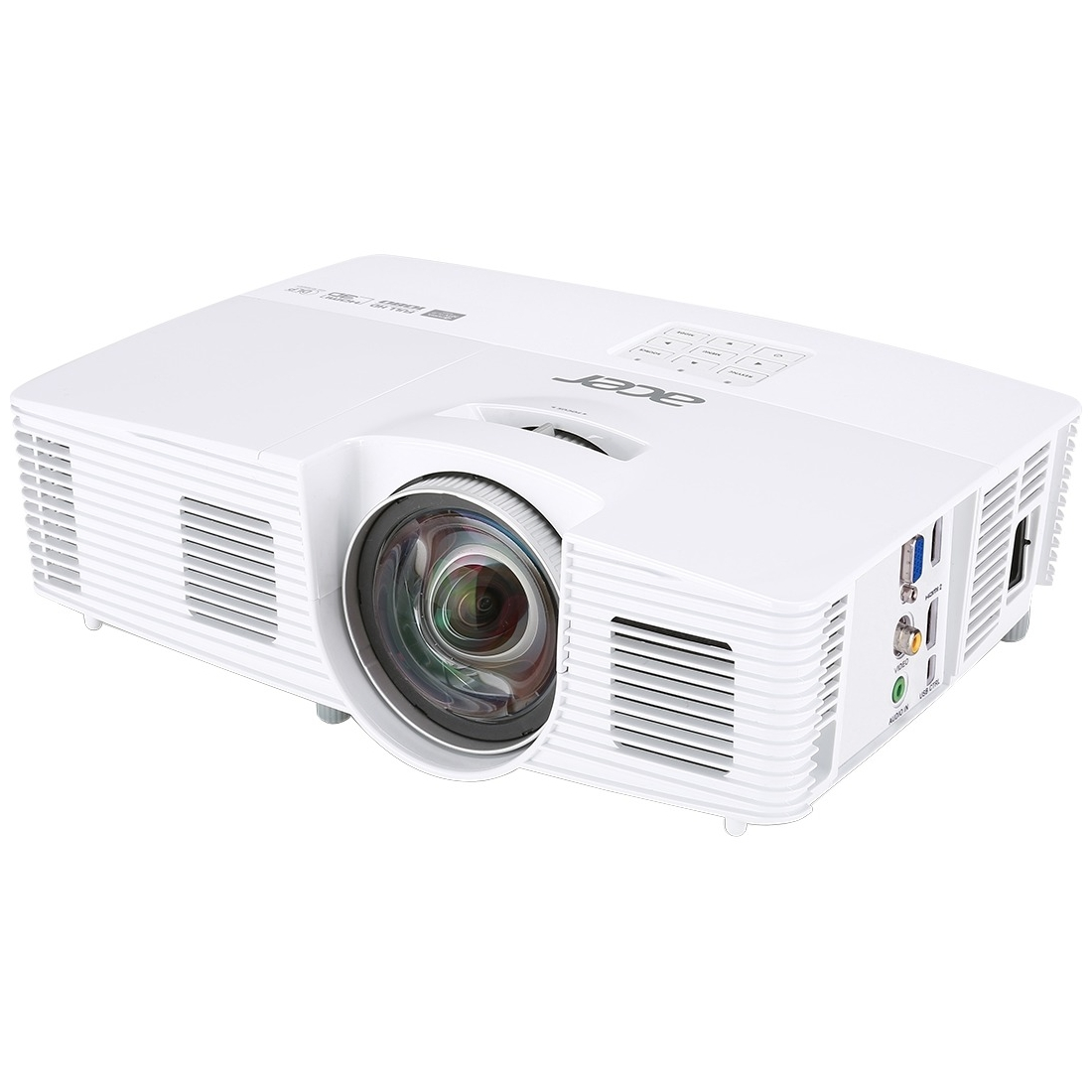 Acer DLP 3D Projector 1920 x 1080 Full HD 3000 lumens 10,...