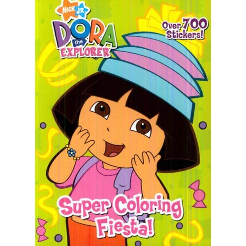 Super Coloring Fiesta