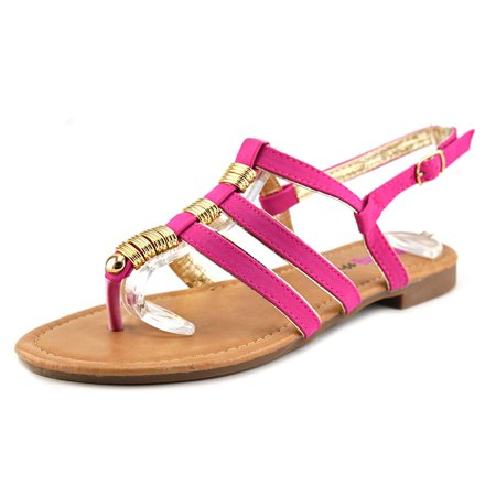422f532bee1033 Dollymix Ella-40 Women Open-Toe Synthetic Slingback Sandal