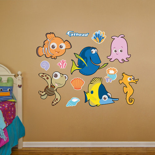 Kid teen wall decals