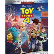 Toy Story 4 (Blu-ray + DVD)