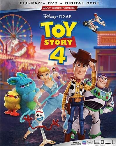 TOY STORY 4 CANVAS PICTURE c
