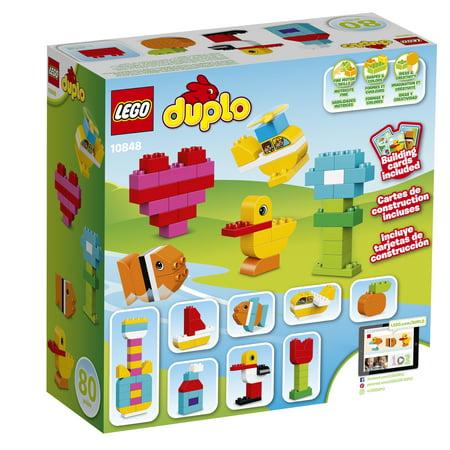 Best LEGO DUPLO My First Bricks 10848 Building Set (80 Pieces) deal