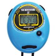 Accusplit Survivor II (S2XL) Stopwatch - Blue