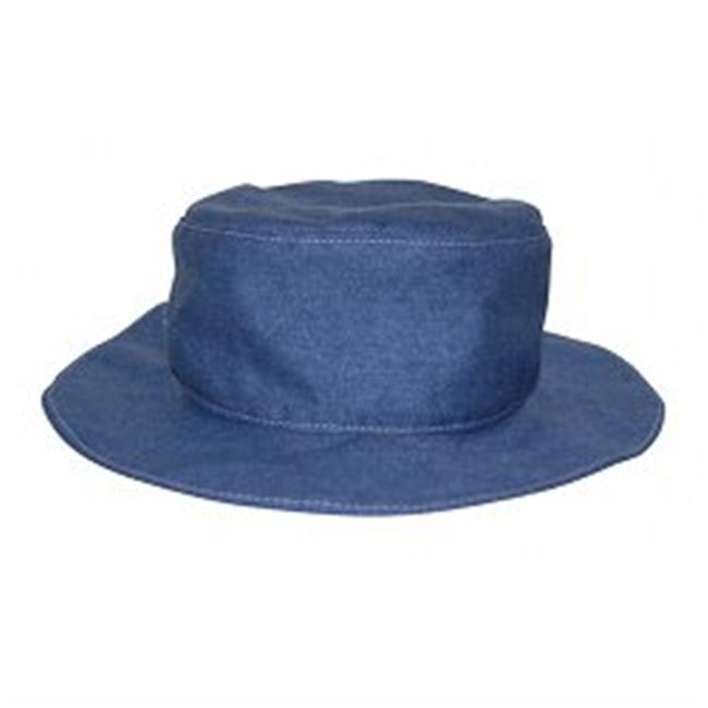 Cuddlbee Denh-103Lg Denim Hat 12-24 Month