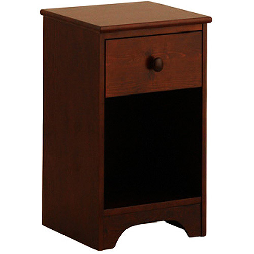 Canwood Furniture High Night Table in Espresso