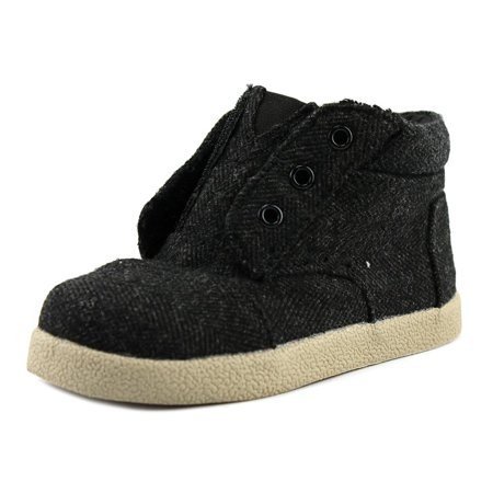 Toms Paseo High   Round Toe Canvas  Sneakers](Infant Toms On Sale)