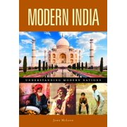 Understanding Modern Nations: Modern India (Hardcover)