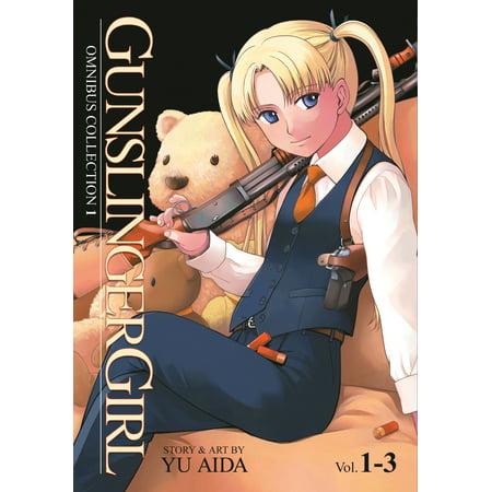 Gunslinger Girl Omnibus 1 - Girls For Gunslinger