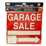"""Illinois Industrial Tool 10-pc. Garage Sale Sign Kit"""