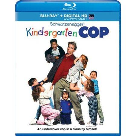 Kindergarten Cop  Blu Ray   Digital Hd   With Instawatch   Widescreen