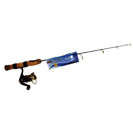 Norsemen Mr Walleye 24in Medium Combo rod for larger jigs (Best Walleye Jigging Rod)