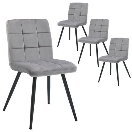 Duhome Dining Chairs Dining Room Armchairs Set of 4 Modern ...