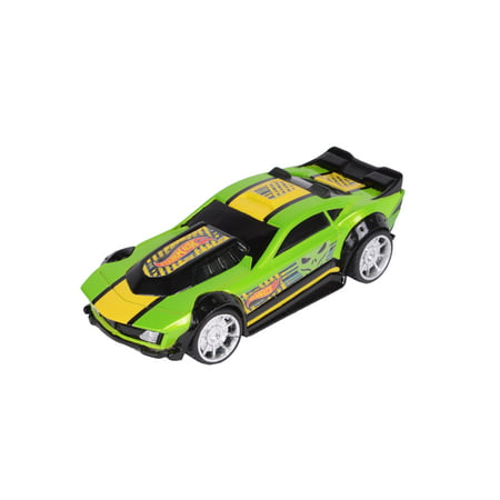 (Hot Wheels Freeway Flyer - Drift Rod with Lights and Sounds)