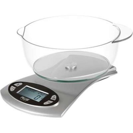 American Weigh Scales Kitchenpro 5kg Kitchen Scale With Bowl Walmart Canada