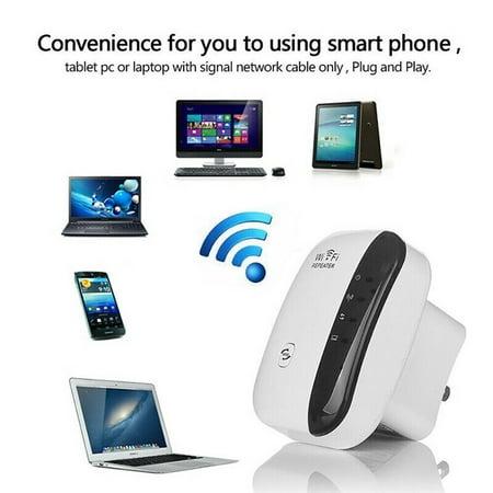 WiFi Blast Wireless Repeater WiFi Range Extender 300Mbps Amplifier WiFi
