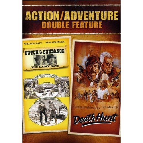 Death Hunt / Butch & Sundance: The Early Days (Widescreen)