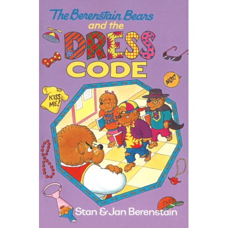 The Berenstain Bears and the Dress Code - - Dress Code Clothing Promo Code