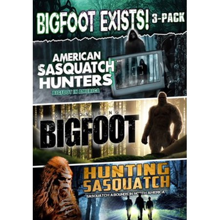 Bigfoot Exists (DVD) (Bigfoot Systems)